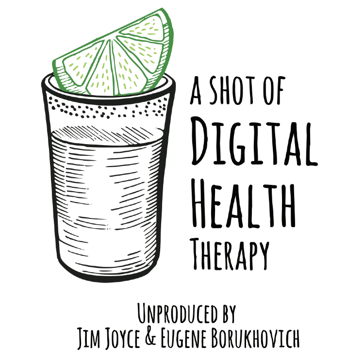 Shot of Digital Health Therapy